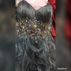 May Queen  High-low Prom/Formal